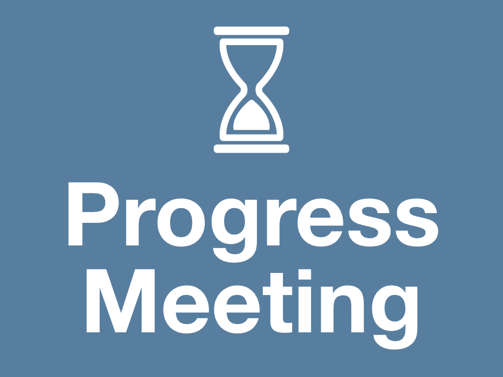 Progress Meeting